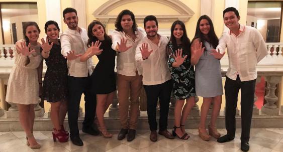 Celebran la Acción Social con premios ASUA 2017..jpg