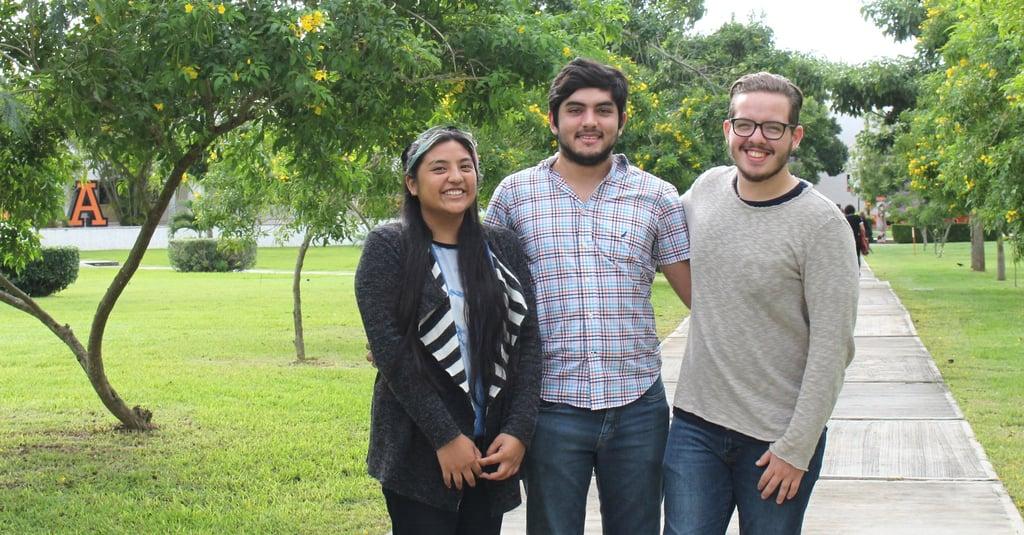 Alumnos de ingeniería de la Anáhuac Mayab que competirán en Concurso de Cisco Sytems