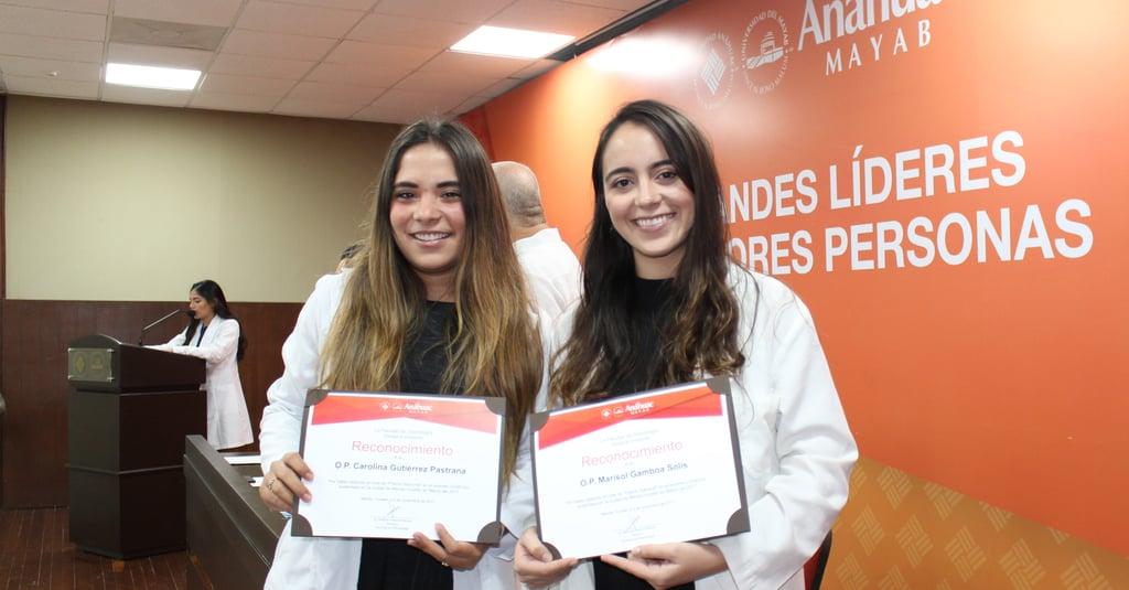 Excelencias Académicas y Premio Ceneval Odontología