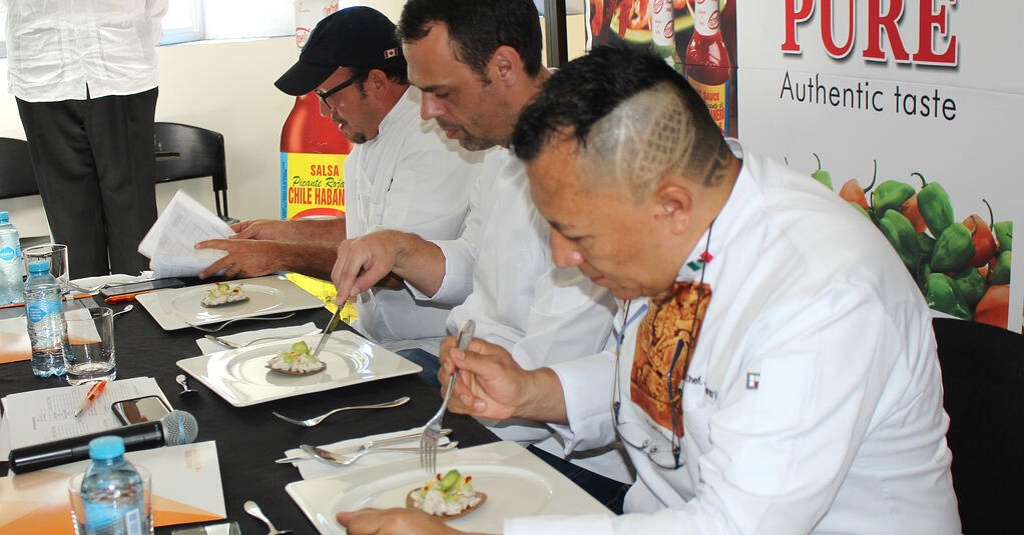 Concurso Gastronomico Cocina de Autor
