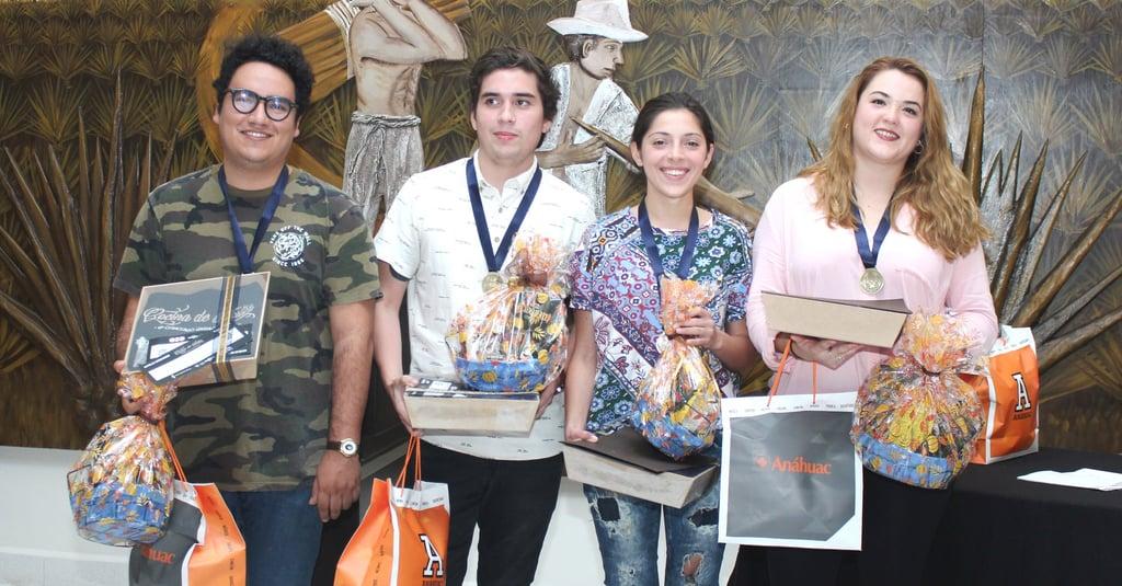 Ganadores primer lugar Concurso Gastronómico Cocina de Autor