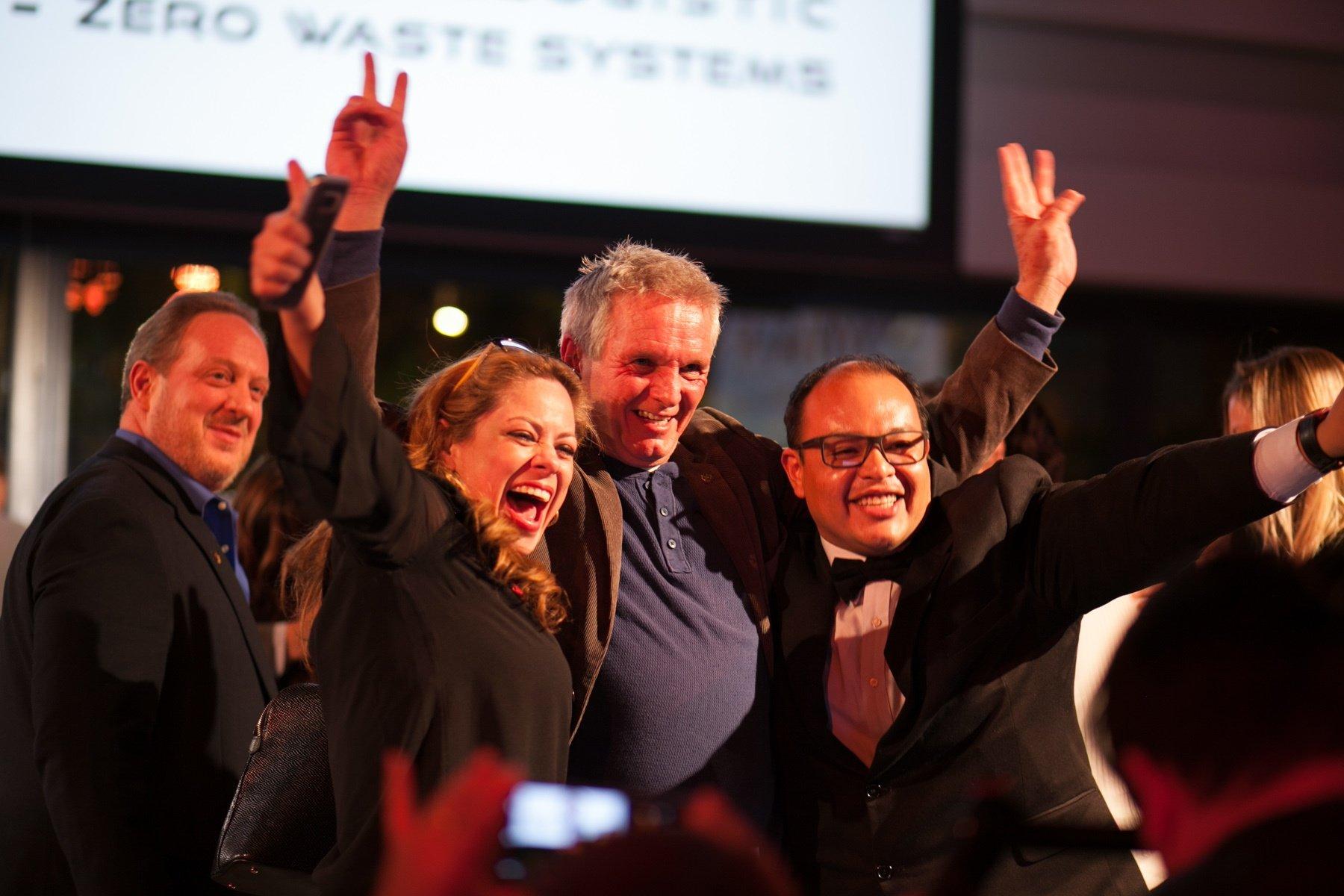 Gammakat gana The Venture México