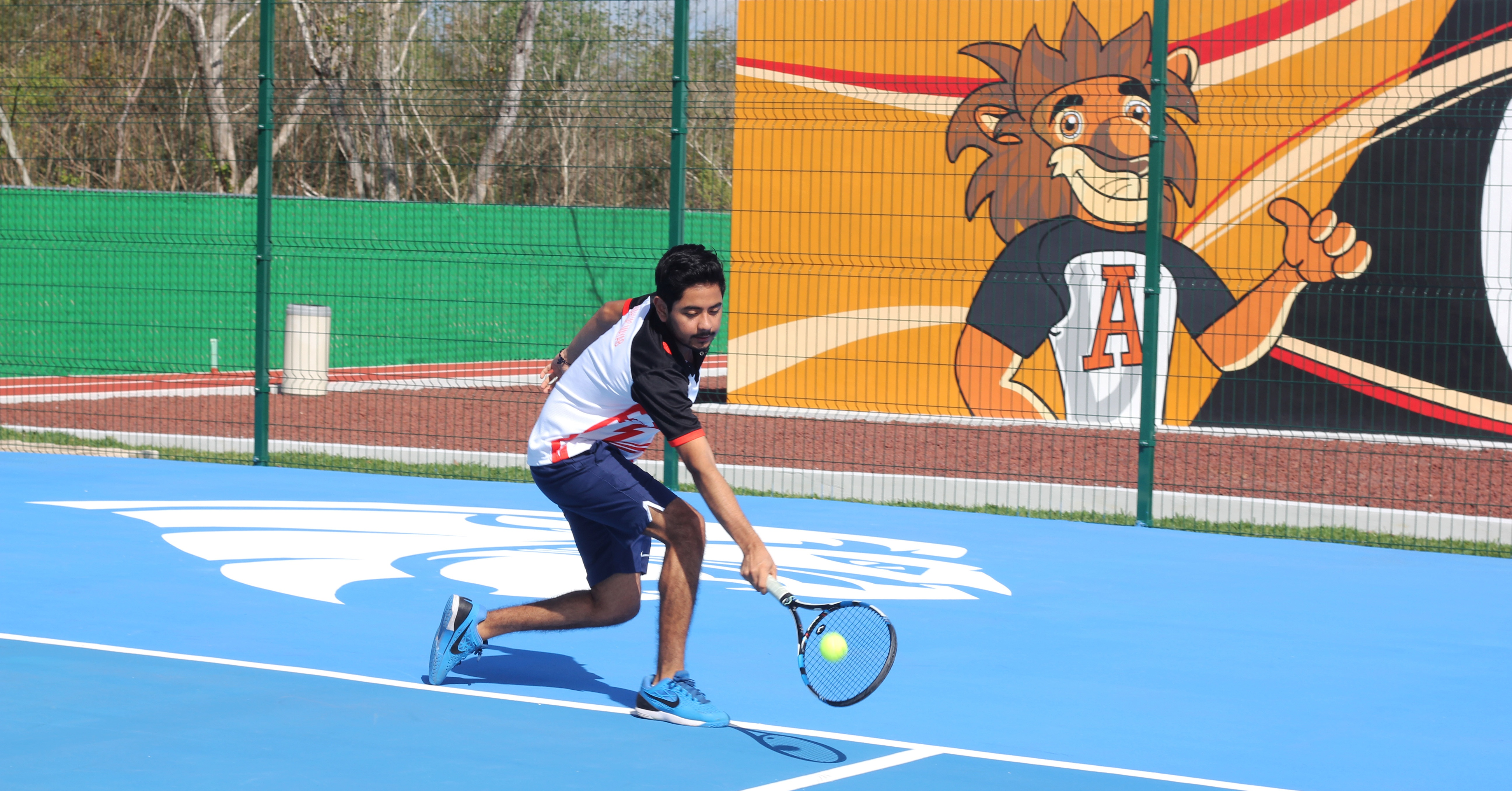 Inauguran canchas deportivas Anáhuac Mayab