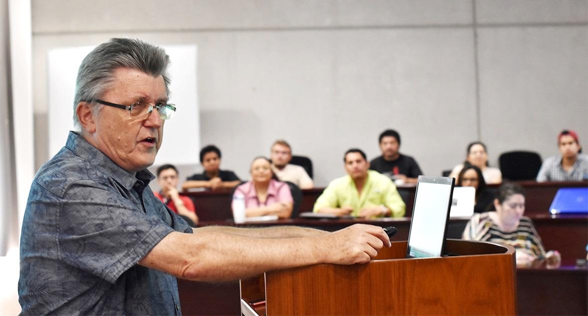 Dr. Nenad Lipovac - Curso Internacional de Planeación Urbana