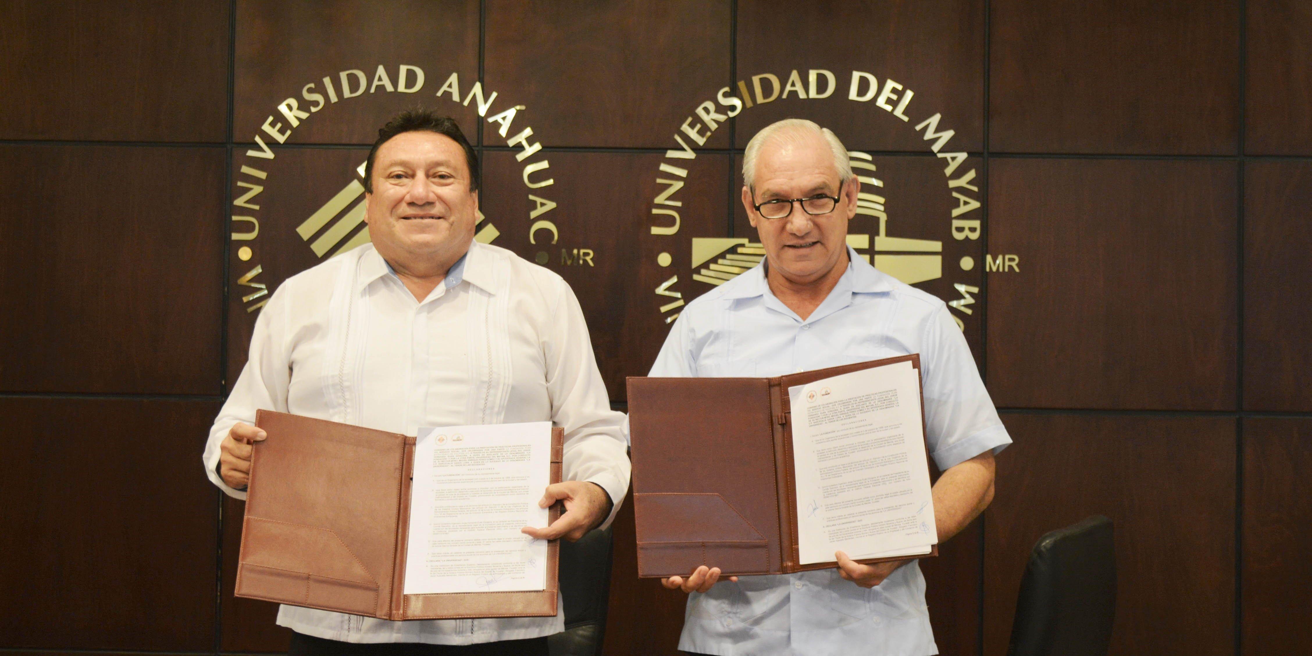 Convenio Fundación Plan Estratégico de Yucatán