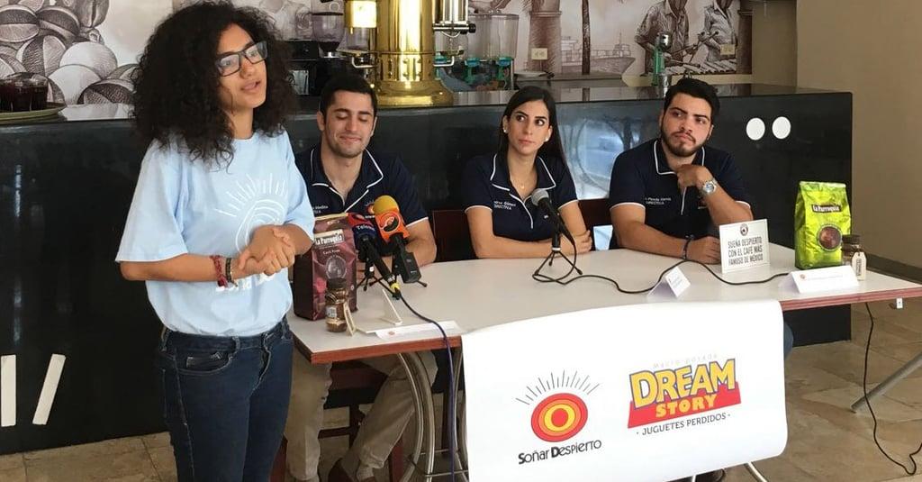 Presentan Macroposada Soñar Despierto bajo el tema Dream Story