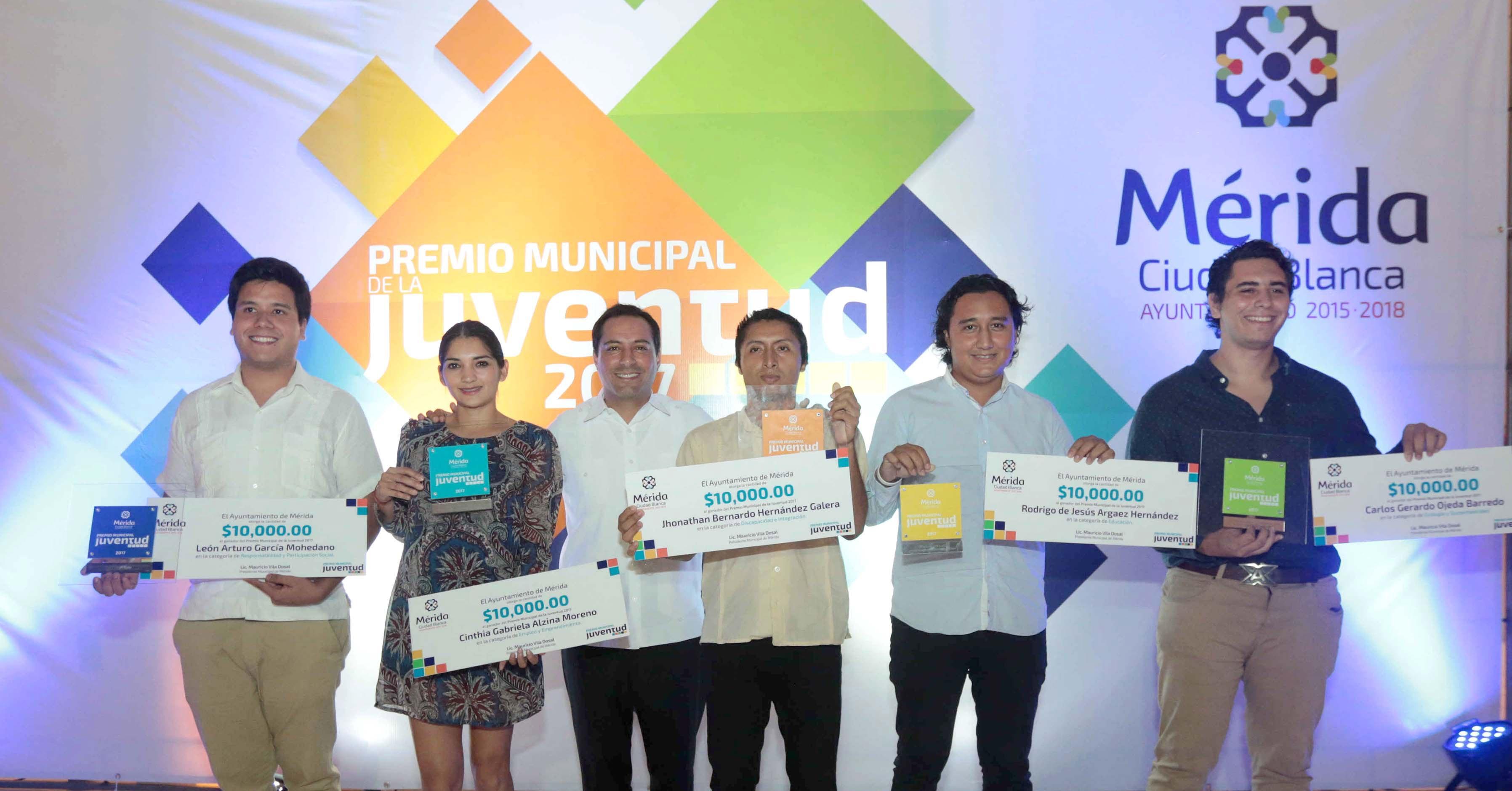 Premio Municipal de la Juventud 2017